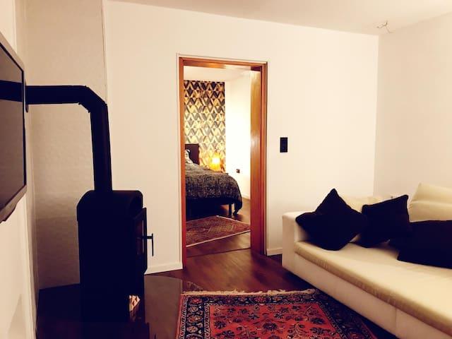 Modernes Apartment nahe UNI, Köln und Düsseldorf