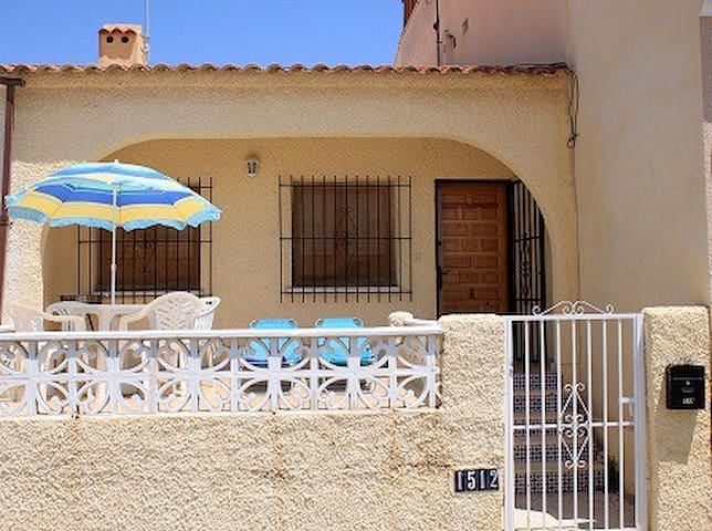 Holiday Home with all day sun! - San Fulgencio - House
