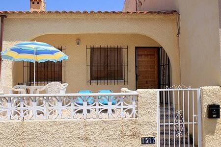 Holiday Home with all day sun! - San Fulgencio - Rumah