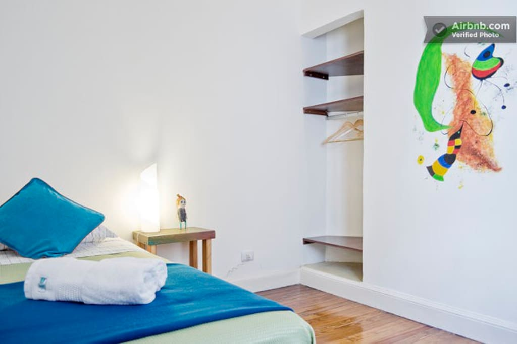 Habitación Miró