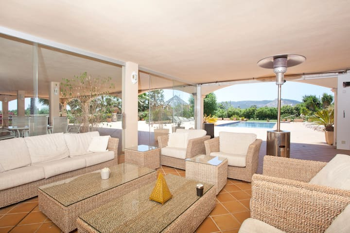 Modern style mansion with pool - Palma de Mallorca - Alpstuga