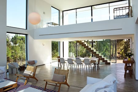 Comporta Glass House by The Getaway Collection