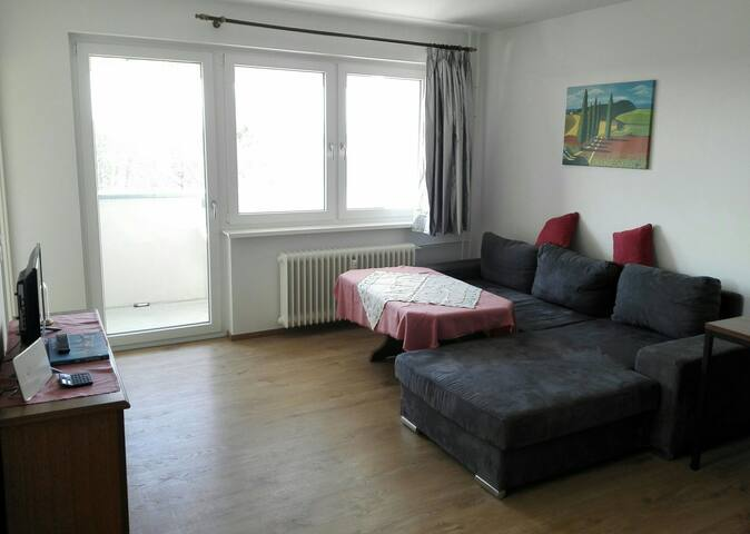 Apartment in Frankfurt Hausen - Frankfurt am Main - Apartment