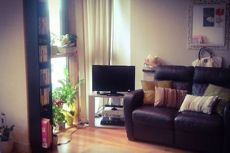 Double room + private Bathroom Dublin - Apartamento