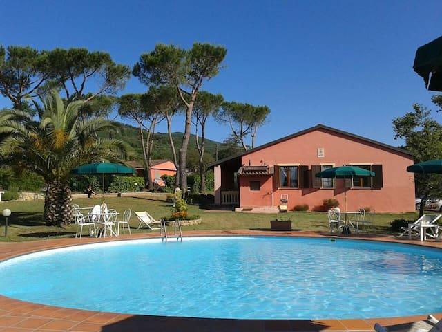 App. Cabernet Agriturismo Toscana - Suvereto - Apartamento