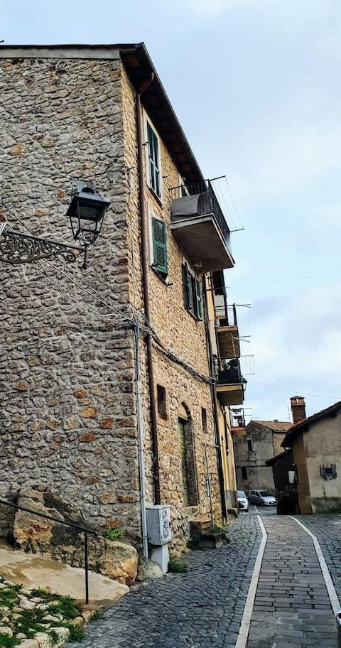 Casa Belvedere Tolfa: cosy ambience & scenic view