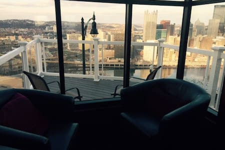 Luxury Pittsburgh Grandview Ave Apt - Pittsburgh - Lejlighed