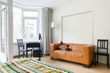 Spacious Studio central Amsterdam - 阿姆斯特丹 - 公寓