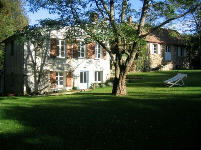 Self-catering House - Giverny near - Sainte-Colombe-près-Vernon - Casa
