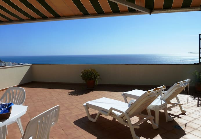Sesimbra: breathtaking sea view - Sesimbra - Flat