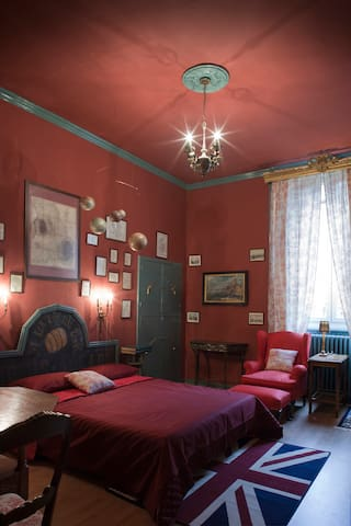Repubblica di Oz - Grand Tour - Varese - Bed & Breakfast