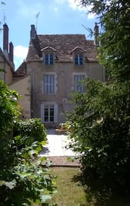 Beautiful house in hilltop village - Brigueil-le-Chantre - Haus