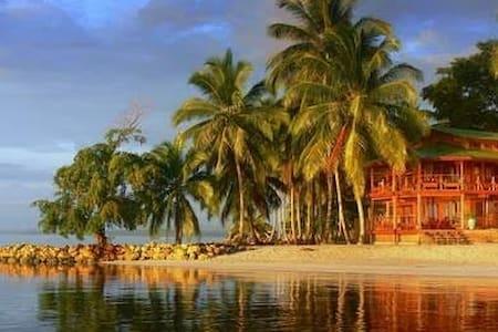 Vista Azul Lodge, Beachfront with Views - Bocas del Toro - Haus