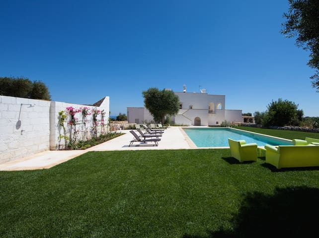 Peperoncino: Studio apartment for rent in Puglia - Monopoli