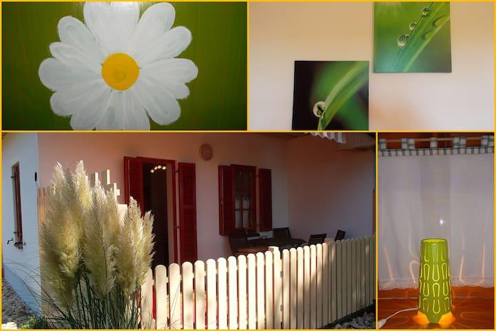"Apartment Marjetica 32 ""Daisy 32"" Moravske Toplice - Moravske Toplice - Appartement"
