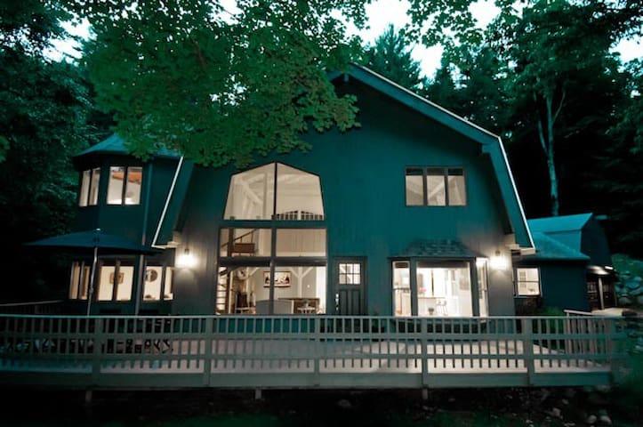 Modern Barn Getaway Near Woodstock - Вудсток