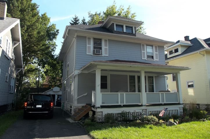 close to 2 major schools,  U of R and  RIT - Rochester - House