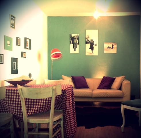 Retro' House Bikes and Breakfast - Sarzana - Apartemen