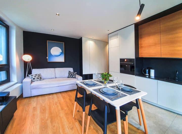Simple Luxury Sopot - Comfy Apartments