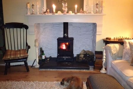Teifi Valley View Holiday Cottage. - Llanybydder - 独立屋