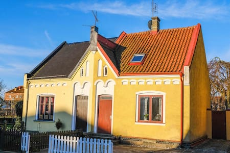 Family House in the heart of Ystad - Ystad - Дом