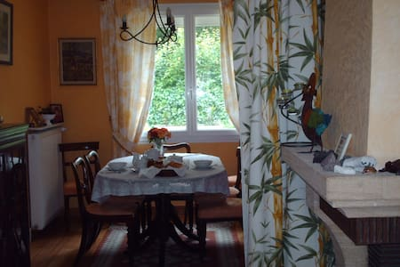 Close to Poitiers & Futuroscope - Chasseneuil-du-Poitou - Bed & Breakfast