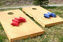Family Favorite: Corn Hole