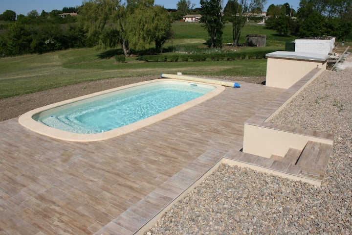 Le Maurelon - avec piscine privée