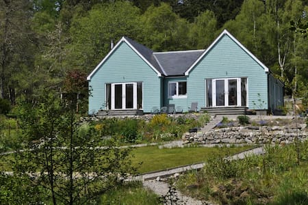 Single/Twin Room: Inverness: 75km - Culrain - Bed & Breakfast