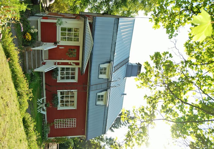 2 rooms, jacuzzi, sauna in house - Tampere - Bed & Breakfast