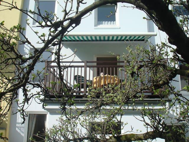 Exclusive 4-room flat in Eppendorf - Hamburg - Hus