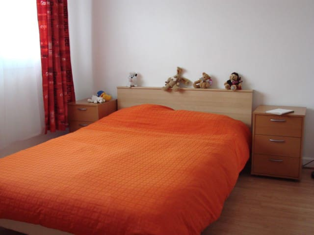 Nice room near Eiffel tower, 15' walking distance!