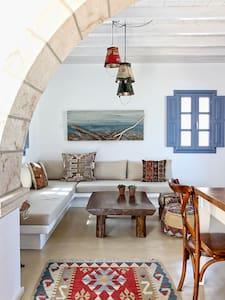 Patmos Blue Bay Summer House - Groikos  - 一軒家