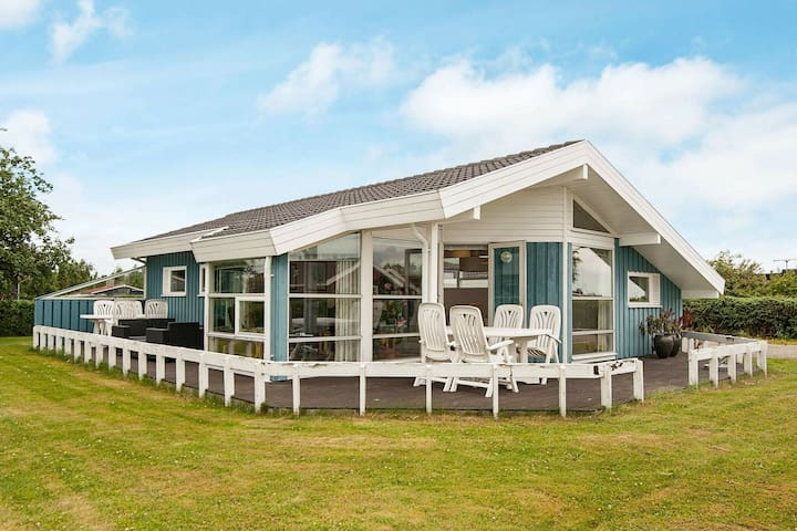 Gorgeous Holiday Home in Hejls with Sauna
