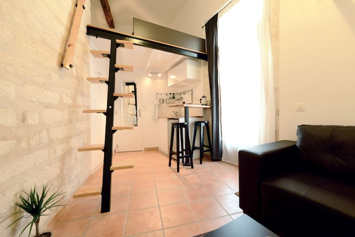 Studio in the heart of Montpellier - Montpeller - Casa