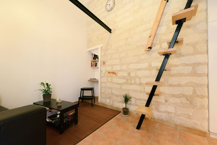 Studio in the heart of Montpellier
