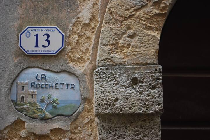 """attic """"La Rocchetta"""""""