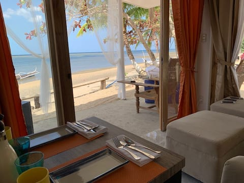 """TRUE"" BEACH #3FRONTVillas & cottages VIEWS!SUNSET"