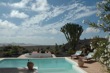 Villa HANTOUR in Teguise for 3 pers - Teguise - วิลล่า