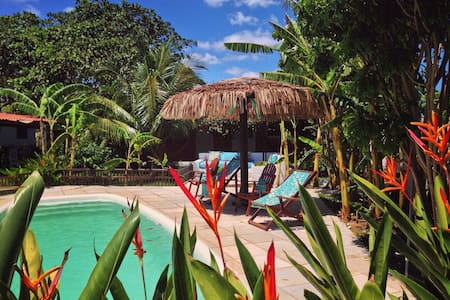 Close to kite and windsurfing spot - São Miguel do Gostoso - Bed & Breakfast