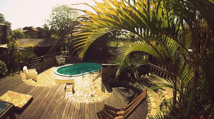 Haleakala Cuarto de 5 camas
