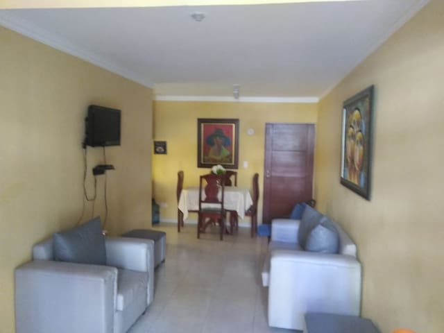 Apartamento (NUEVO) En Carmen Renata III