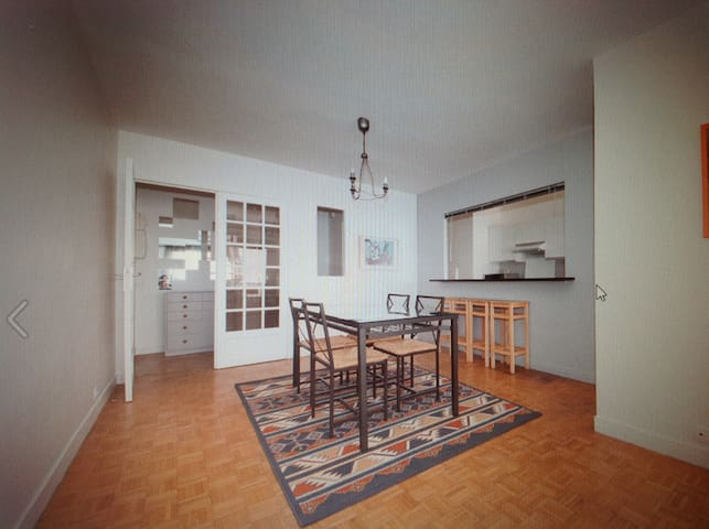76 m²  near Bastille Le Marais