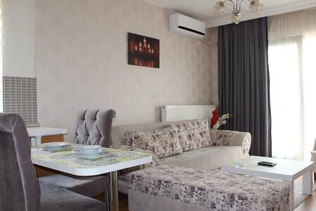 BEYLİKDÜZÜ RESİDENCE APART 1+1 ROOM - Beylikdüzü - Apartament