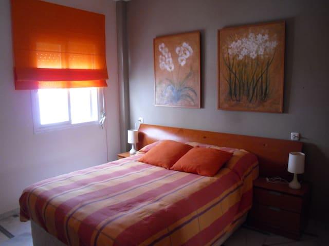 Cozy flat in the center of Cádiz