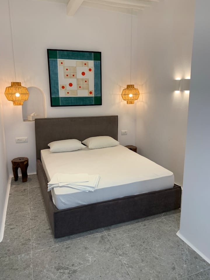 Brand New Tortuga double Room