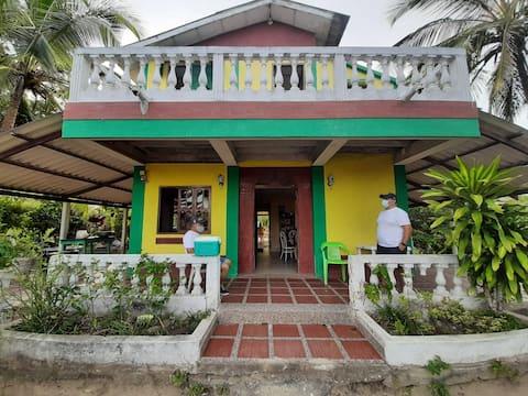 RAMILUZ'S TALL country house