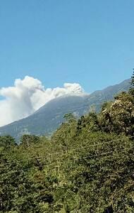 Apartamento con vista al volcán - Santa Rosa