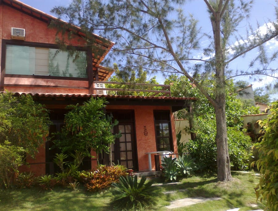 Charming house in GeribBuzios Houses for