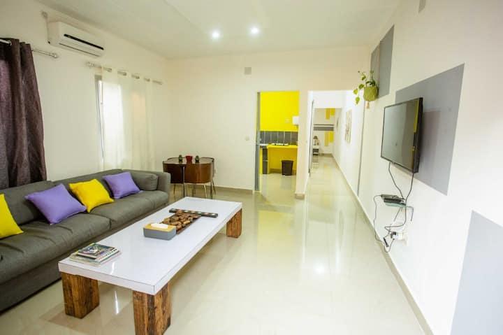Appartement cosy et idéalement situé à Brazzaville